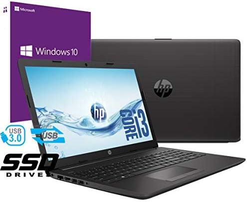 Notebook HP 250 G7 Portatile Display da 15.6″ /Cpu Intel core i3-7020U 2,3Ghz /Ram 8Gb DDR4 /HD SSD 480GB /VGA INTEL HD 620 /Hdmi Masterizzatore Wifi Bluetooth/Windows 10 professional + Open Office