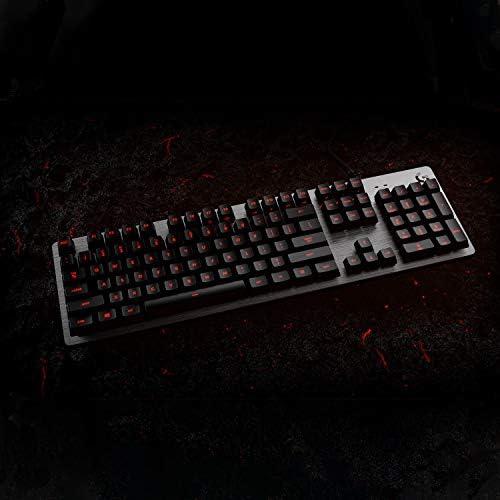 Logitech G - G413 - Teclado Mecánico con Iluminación para Gaming - Negro 6
