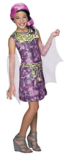 Rubie's Costume Monster High Haunted Draculaura Child Costume, Large