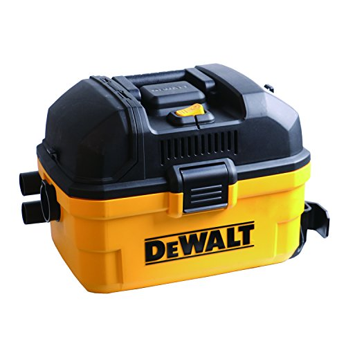 DeWALT Portable 4 Gallon Wet|Dry Vac