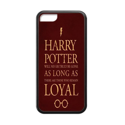 Special Designed Harry Potter LOYAL Quote iPhone 5c Case for Harry Potter - Quote International Usps Shipping