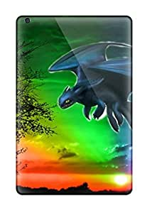 DfKemaZ881wJCFG Colorful Toothless Dreamworks Animation Awesome High Quality Ipad Mini/mini 2 Case Skin by icecream design