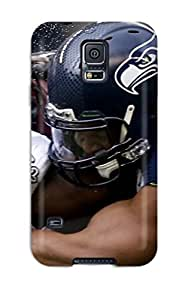 Defender Case For Galaxy S5, Seattleeahawks (58) Pattern by mcsharks