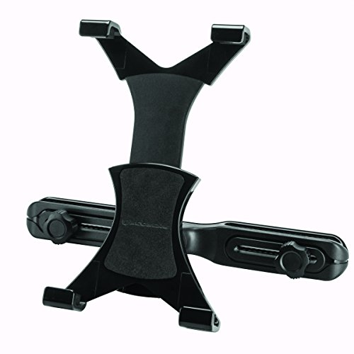 SCOSCHE Rear Seat Headrest Mount for All iPads & Tablets HRMT, Black