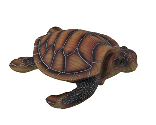 Everspring Wade The Exotic Wood Look Brown Sea Turtle for sale  Delivered anywhere in USA