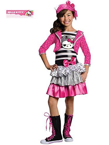 Hello Kitty Child's Pirate Costume, -