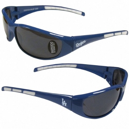 Sunglasses UV 400 Protection MLB Licensed Product (Los Angeles Dodgers Sunglasses)