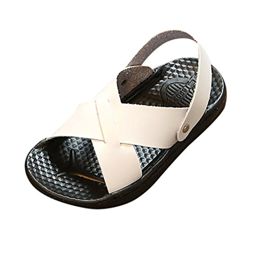 FEITONG Summer Children Infant Kids Boys Girls Slipper Beach Sandals Casual Shoes