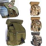 Fishing Bag Waist Bag Fishing Tackle Bag Tactical Military Tactical Belt Pouch Bag