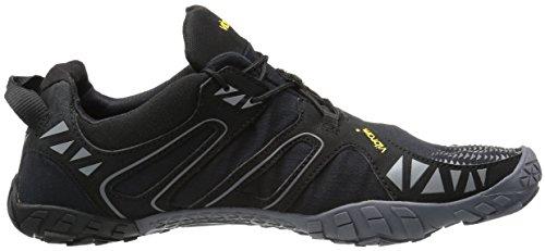 Noir Trail Chaussures Homme FiveFingers Vibram 41 de Grey EU Black Bleu V SwzUFqg