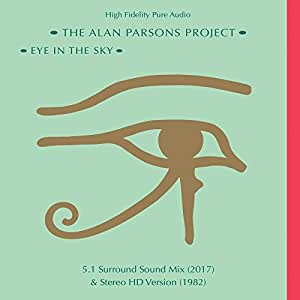 Eye in the Sky (35th Anniversary Edition Blu-Ray Audio)