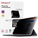 BERSEM Privacy Screen Protector Compatible with iPad 8/7 (10.2-Inch, 2020/2019 Model, 8th / 7th), Anti Glare Anti Spy Screen
