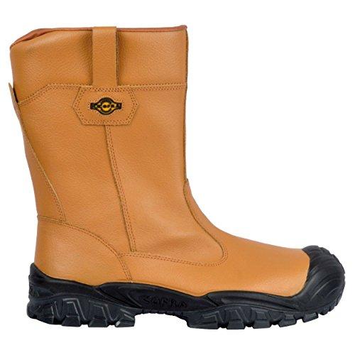 """Cofra nt250–000.w41taglia 41s3ci SRC """"New Castle sicurezza scarpe, colore: marrone"""