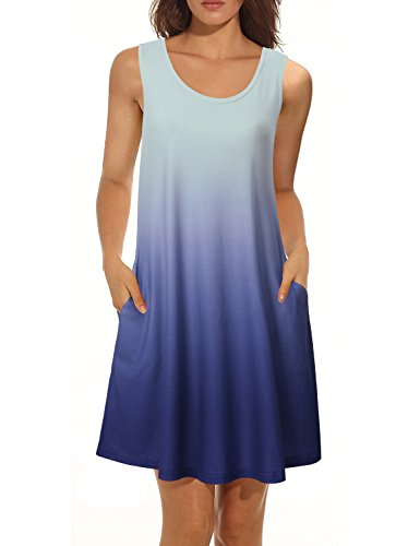 ombre spring dresses - 4