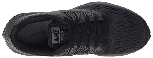 Black Nike Multicolore Scarpe Grey Anthracite Running Trail Winflo 4 da Dark 007 Uomo Zoom R7wRaA
