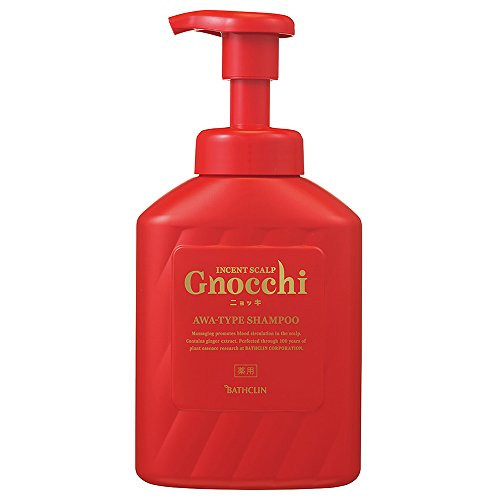 Basukurin in Scalp Shampoo St. scalp gnocchi medicated foam