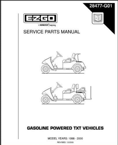 Ezgo Parts Diagram