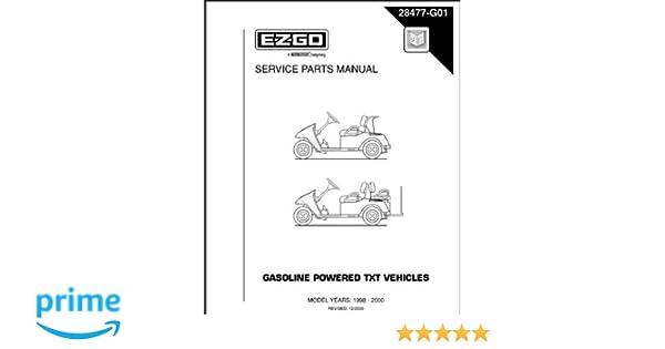 Ezgo Parts Diagram - Wiring Diagram & Cable Management on