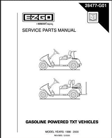 Ez Go Parts Diagram