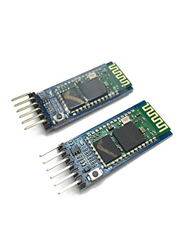 - HYY 2Pcs HC-05 Bluetooth Serial Pass-Through Module Wireless Serial Communication Compatible With Arduino