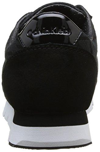 Noir Klein Jeans femme Tea Bbk mode Calvin Baskets nZ74qH4A