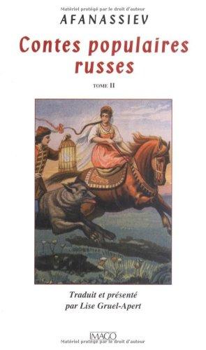 Contes Populaires Russes Tome 2 [Pdf/ePub] eBook