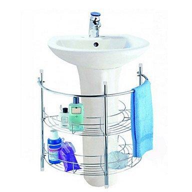 DIDIDD Estantes para baño y estantería, W32Cm X L50Cm X H60Cm