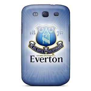 Anti-Scratch Cell-phone Hard Covers For Samsung Galaxy S3 (Lma5058leyS) Provide Private Custom Attractive Football Club Everton Pictures