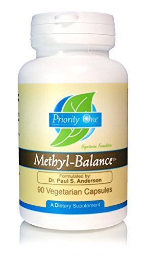 Priority One Vitamins Methyl-Balance 90 Vegetarian Capsules ()