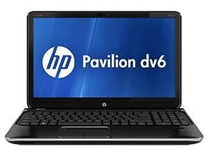 "HP Pavilion dv6t Select Edition 15.6"" Laptop - 2nd Generation Intel Core Processor i5, 8GB DDR3 Ram, 750GB 5400RPM Hard Drive, Beats Audio, USB 3.0 (Midnight Black New Version)"