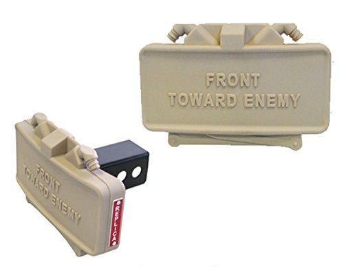 GG&G GGG-1791 Claymore Mine Hitch Cover - Tan by GG&G