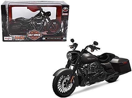 1:12 2017 Harley-Davidson Road King Special Maisto Motorcycles