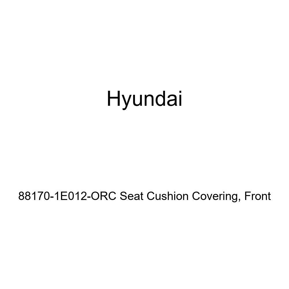 Genuine Hyundai 88170-1E012-ORC Seat Cushion Covering Front