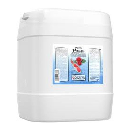 Pond Prime, 20 L / 5.3 fl. gal. by Water Garden Oasis