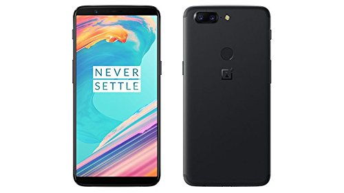 OnePlus 5T A5010 64GB Midnight Black, Dual Sim, 6.01″, 6GB RAM, GSM Unlocked International Model, No Warranty