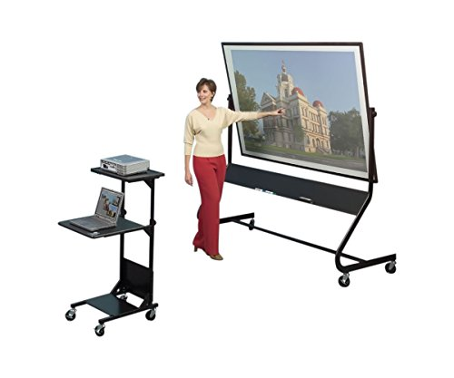 - Projection Plus Euro Reversible Boards (30 in. W x 40 in. H (72 lbs.))