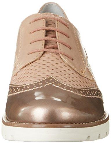 Jana 23712, Zapatos de Vestir para Mujer Rosa (Rose 521)