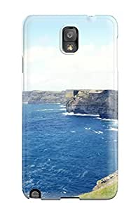 CaseyKBrown UcXMIrS2120pURQx Case Cover Skin For Galaxy Note 3 (cliffs Of Moher)