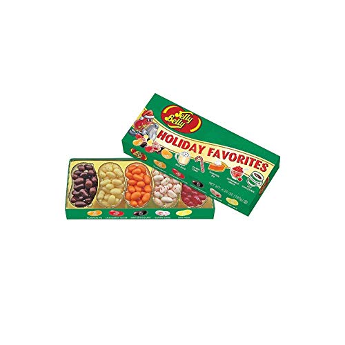 Jelly Belly Holiday Favorites Five Flavor Gift Box ()