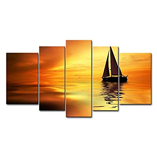 Sailboat Wall Art: Amazon.com