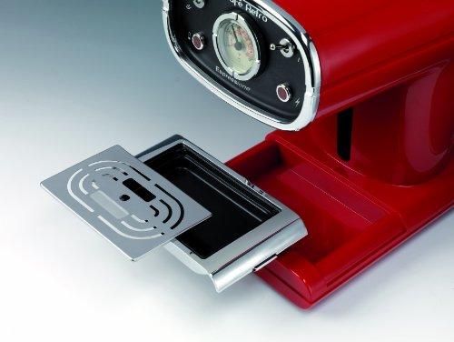 Espressione-DeLonghi of Italy New Café Retro Espresso Machine, Red by Espressione-DeLonghi of Italy (Image #2)