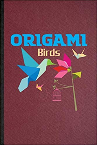 Origami Paper Chicken Notebook Journal: Origami notebook journal ... | 499x333