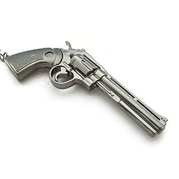 Miniatura - Llavero Llavero armas de fuego revólver de ...