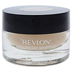 The Revlon ColorStay Whipped Crème Makeup is a truly decadent makeup that offers ultimate performance. The bouncy, mousse-like texture feels like silk on your skin while the time release formula balances skin for a flawless look. This lightwe...