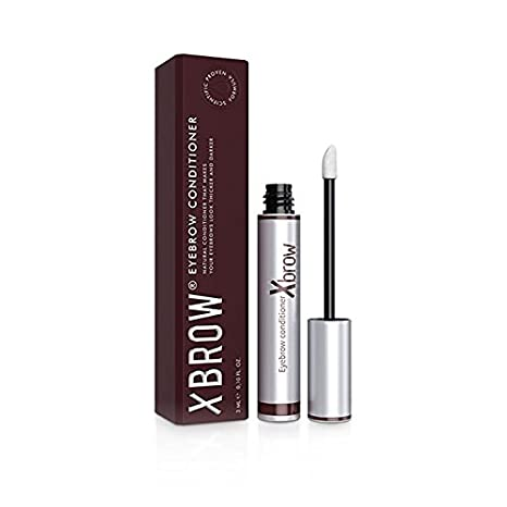 83969f49f5a Amazon.com : XBrow Eyebrow Conditioner Serum (3 mL/0.10 fl oz) - 100% All  Natural Ingredients : Everything Else
