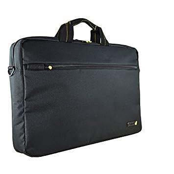 58fd953dbe techair Black Laptop Shoulder Bag for 17 - 17.3 Inch Laptops: Tech ...