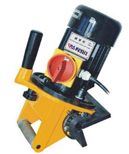 Portable Chamfer Chamfering Beveling Machine 0 - 9 mm 15 - 45 Degree MR-R200 Chamfering Machine