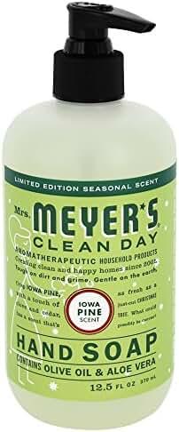 Mrs. Meyer's Clean Day Liquid Hand Soap - Iowa Pine - 12.5 oz