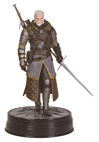 Dark Horse Deluxe The Witcher 3: Wild Hunt: Geralt Grandmaster Ursine - Figures Video And Game Statues