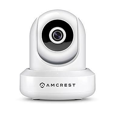 Amcrest ProHD 1080P WiFi Wireless IP Security Camera - 1080P (1920TVL), IP2M-841 (White)